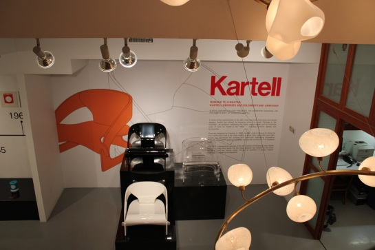 Kartell pays homage to Colombo